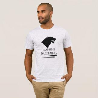 NAPTIME Tシャツ