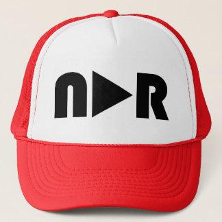 NARの演劇ボタンのトラック運転手の帽子 キャップ