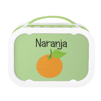 Naranja (オレンジ) ランチボックス