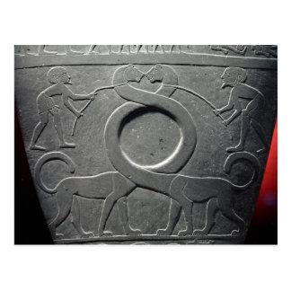 Narmerのパレット ポストカード