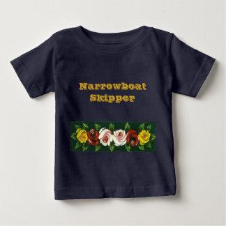 NARROWBOATS ベビーTシャツ