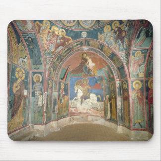 narthexの眺め、1332-3年 マウスパッド