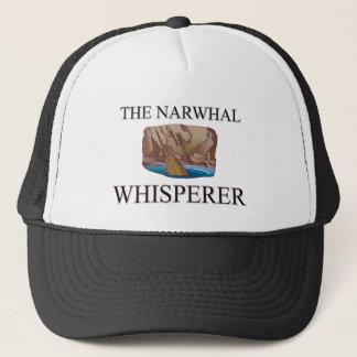 Narwhalの囁くもの キャップ