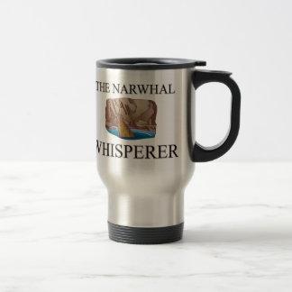 Narwhalの囁くもの トラベルマグ