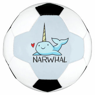 Narwhal サッカーボール