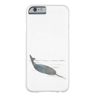 Narwhal Barely There iPhone 6 ケース