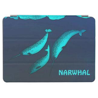 Narwhal iPad Air カバー