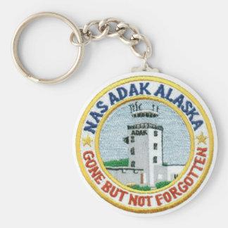 """NAS Adak、アラスカ""""行ったが、忘れられなかった"""" Keychain キーホルダー"""