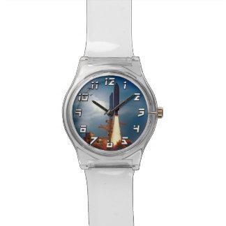 NASAのディスカバリーの進水STS-64 腕時計