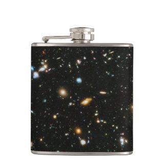 NASAのハッブル超深い分野の銀河系 フラスク