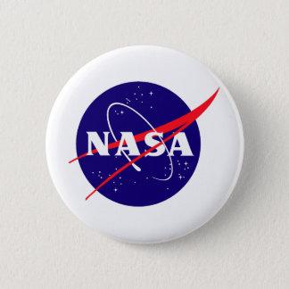 NASAのミートボールのロゴ 5.7CM 丸型バッジ