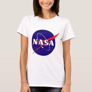 NASAのミートボールのロゴ Tシャツ