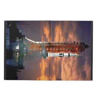 NASAアポロSoyuzの進水車の日の出の発射点 iPad Airケース