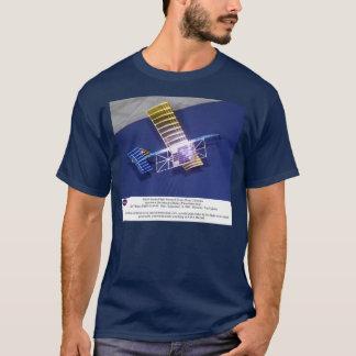 NASAレーザーの動力を与えられた飛行 Tシャツ