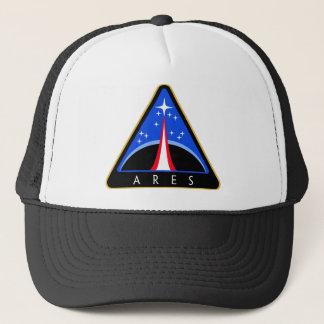 NASA Aresロケットのロゴ キャップ