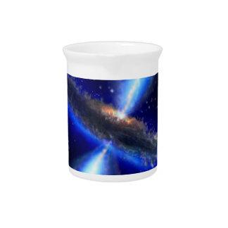 NASAsのブラックホールはすべてのAe01fを吸います ピッチャー