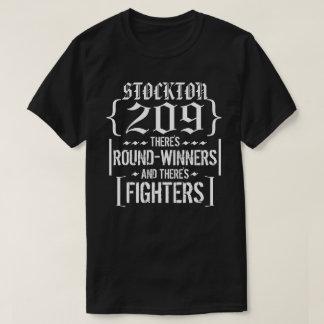 Nate Stockton 209は戦闘機のワイシャツを表します Tシャツ