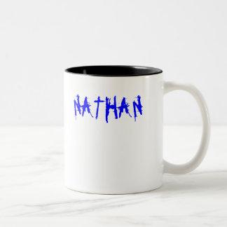NATHAN ツートーンマグカップ