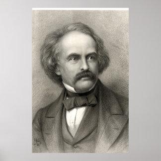 Nathaniel Hawthorne ポスター