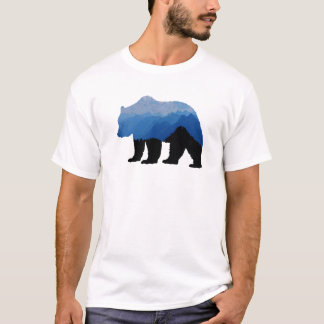 National_Park_bear Tシャツ