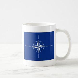 NATOの旗 コーヒーマグカップ