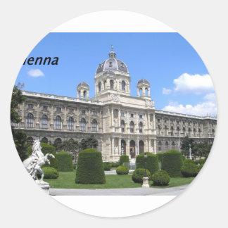 Naturhistorisches--博物館--ウィーン---[kan.k] .JPG ラウンドシール