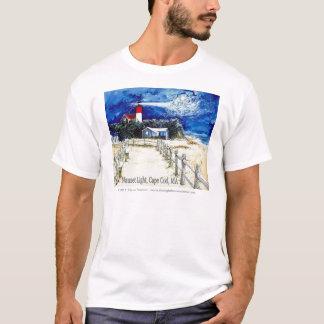 Nausetの軽いケープコッド、Ma. Tシャツ