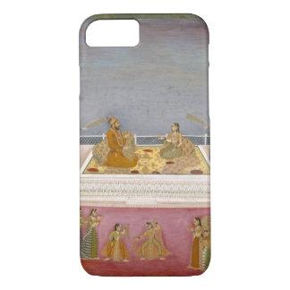 nautchのMughal若い皇帝ムハマドShah iPhone 8/7ケース