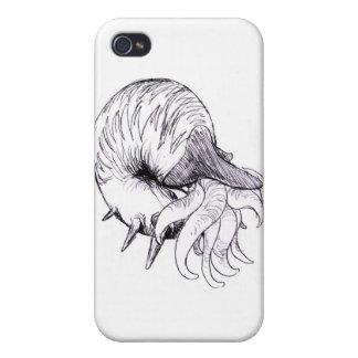 Nautilus大尉のiphone 4ケース iPhone 4/4Sケース