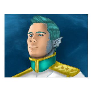 Nautilus海軍大将 ポストカード