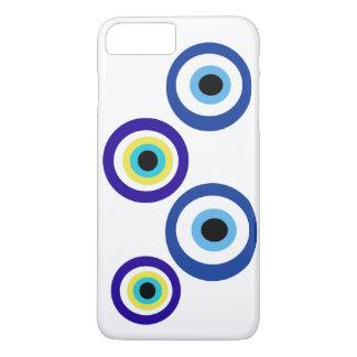 Nazarのお守り(悪のまなざし) iPhone 8 Plus/7 Plusケース