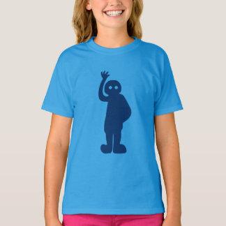 Nazcaの宇宙飛行士 Tシャツ