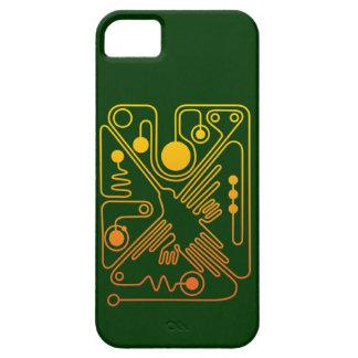 Nazca Hummingbird 3 iPhone SE/5/5s ケース