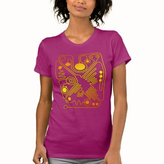 Nazca Hummingbird(G) T シャツ