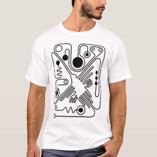 Nazca Hummingbird Tシャツ