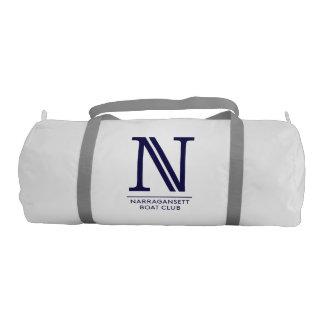 NBCのDuffel ジムダッフルバッグ