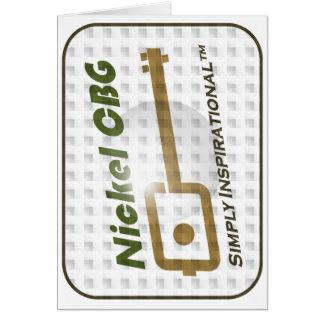NCBGは泡衰退しました カード
