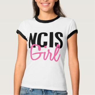 NCISの女の子4 Tシャツ