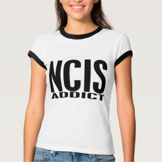 NCISの常習者 Tシャツ