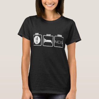 NCISファンか。 Tシャツ