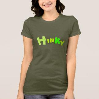 NCIS TVショーのHinky Abbyのワイシャツ Tシャツ