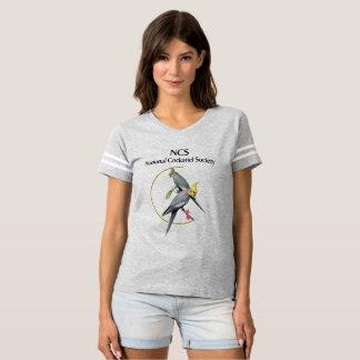 NCS Football Womens Shirt Tシャツ