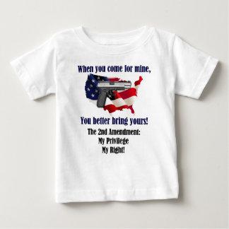 @ndの修正 ベビーTシャツ