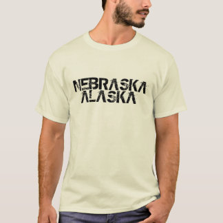 NEBREASKAアラスカ Tシャツ