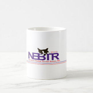 NEBTRのロゴのマグ コーヒーマグカップ