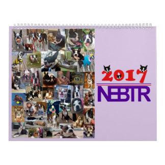 NEBTR 2017のカレンダー カレンダー