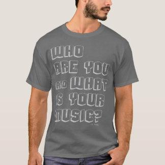 NECのコンテンポラリーな即興のTシャツ Tシャツ