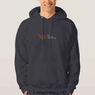 NECのフード付きのスエットシャツ(男性) パーカ