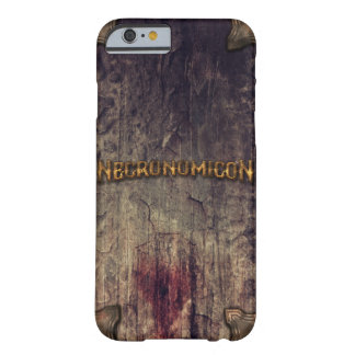 Necronomicon死者の本 Barely There iPhone 6 ケース