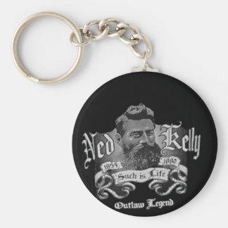 Nedケリー-オーストラリアの伝説 キーホルダー